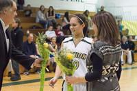 7929 Varsity Basketball and Winter Cheer Seniors Night 2012