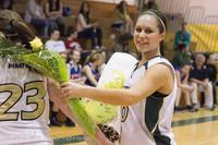 7945 Varsity Basketball and Winter Cheer Seniors Night 2012