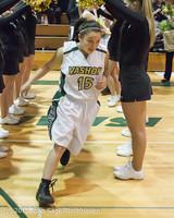 7961 Varsity Basketball and Winter Cheer Seniors Night 2012