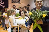 7975 Varsity Basketball and Winter Cheer Seniors Night 2012