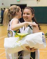 7981 Varsity Basketball and Winter Cheer Seniors Night 2012