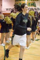7994 Varsity Basketball and Winter Cheer Seniors Night 2012