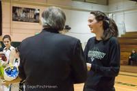 7998 Varsity Basketball and Winter Cheer Seniors Night 2012
