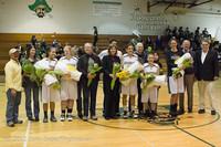 8042 Varsity Basketball and Winter Cheer Seniors Night 2012