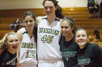 9690 Varsity Basketball and Winter Cheer Seniors Night 2012