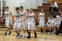6491 Boys JV Basketball v AubAdvent 121410