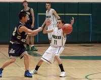 6526 Boys JV Basketball v AubAdvent 121410
