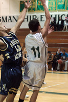 6557 Boys JV Basketball v AubAdvent 121410
