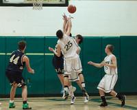 6574 Boys JV Basketball v AubAdvent 121410