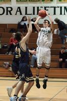 6601 Boys JV Basketball v AubAdvent 121410