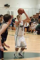 6657 Boys JV Basketball v AubAdvent 121410
