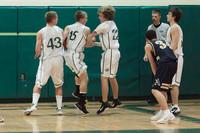 6663 Boys JV Basketball v AubAdvent 121410