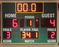 6669 Boys JV Basketball v AubAdvent 121410