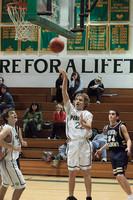 6721 Boys JV Basketball v AubAdvent 121410