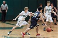6770 Boys JV Basketball v AubAdvent 121410
