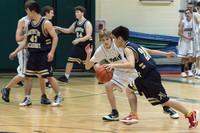 6775 Boys JV Basketball v AubAdvent 121410