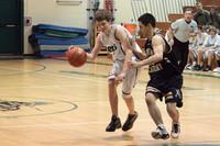 6800 Boys JV Basketball v AubAdvent 121410