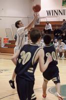 6825 Boys JV Basketball v AubAdvent 121410