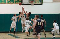 6921 Boys JV Basketball v AubAdvent 121410