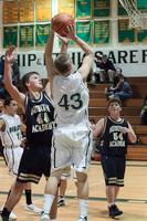 6942 Boys JV Basketball v AubAdvent 121410