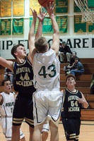 6943 Boys JV Basketball v AubAdvent 121410