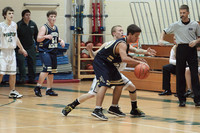 6953 Boys JV Basketball v AubAdvent 121410