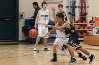 6955 Boys JV Basketball v AubAdvent 121410