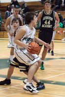 7003 Boys JV Basketball v AubAdvent 121410