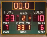 7014 Boys JV Basketball v AubAdvent 121410