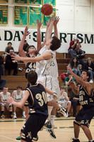 7033 Boys JV Basketball v AubAdvent 121410