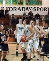 7050 Boys JV Basketball v AubAdvent 121410