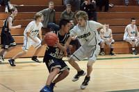 7091 Boys JV Basketball v AubAdvent 121410