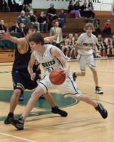 7112 Boys JV Basketball v AubAdvent 121410