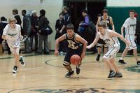 7132 Boys JV Basketball v AubAdvent 121410