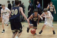 7133 Boys JV Basketball v AubAdvent 121410