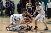 7140 Boys JV Basketball v AubAdvent 121410