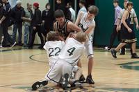 7146 Boys JV Basketball v AubAdvent 121410