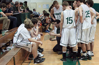 7158 Boys JV Basketball v AubAdvent 121410