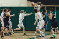 7160 Boys JV Basketball v AubAdvent 121410