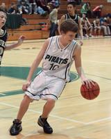7161 Boys JV Basketball v AubAdvent 121410