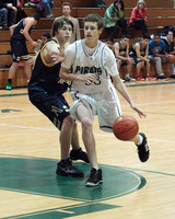 7184 Boys JV Basketball v AubAdvent 121410
