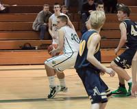 7262 Boys JV Basketball v AubAdvent 121410