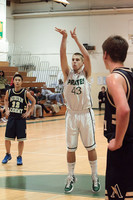 7274 Boys JV Basketball v AubAdvent 121410