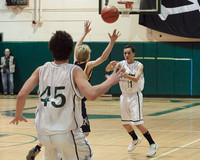 7300 Boys JV Basketball v AubAdvent 121410