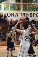 7311 Boys JV Basketball v AubAdvent 121410