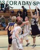 7412 Boys JV Basketball v AubAdvent 121410