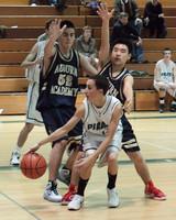 7429 Boys JV Basketball v AubAdvent 121410