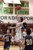 7436 Boys JV Basketball v AubAdvent 121410