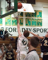 7457 Boys JV Basketball v AubAdvent 121410