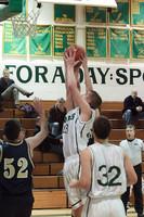 7469 Boys JV Basketball v AubAdvent 121410